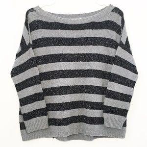Joie striped knit sweater